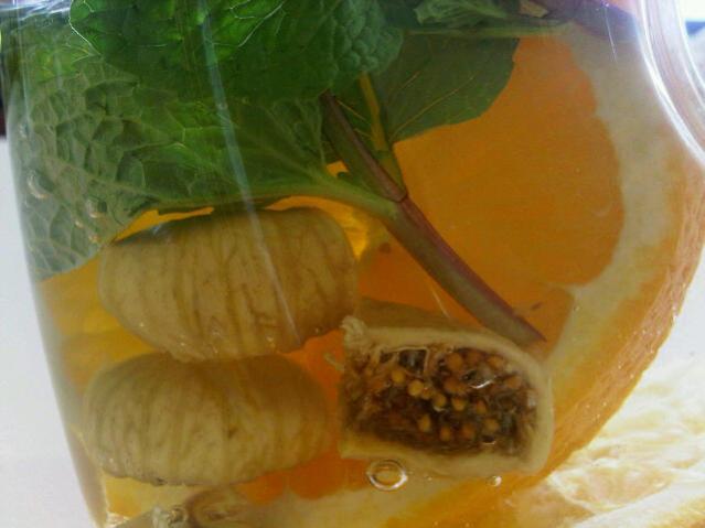 Figs, Orange & Basil