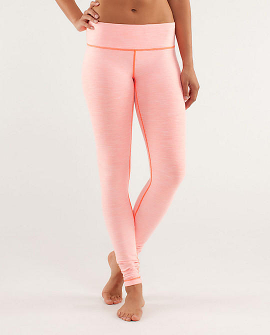 Wunder Under Pant, Lululemon, $82