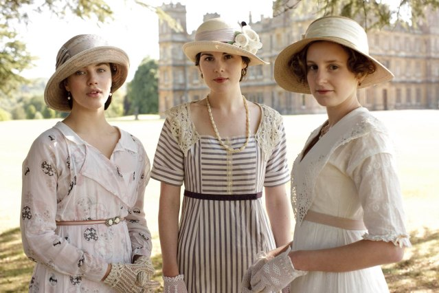 Lady Sybil * Lady Mary * Lady Edith