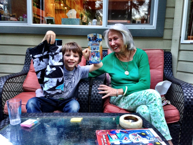 Jude and Nanny
